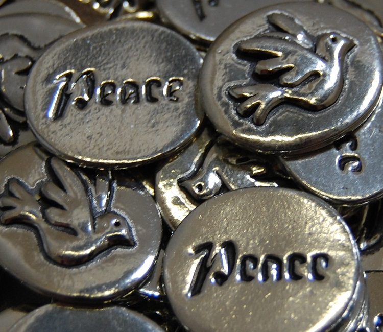 Dove - Peace Inspiration Coin