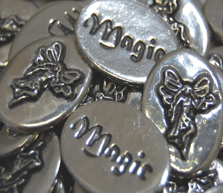 Fairy - Magic Inspiration Coin
