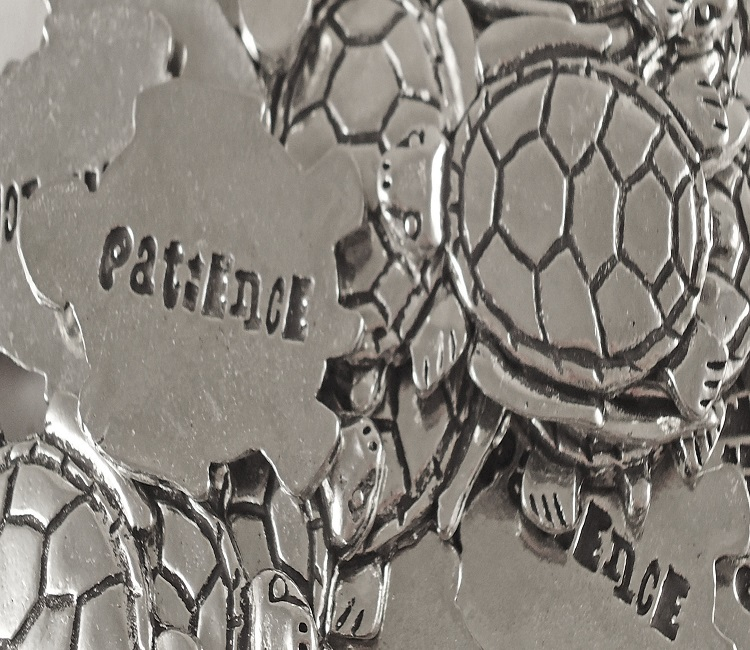 Turtle - Patience Inspiration Coin