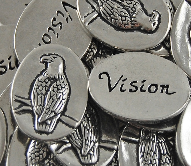 Eagle - Vision Inspiration Coin