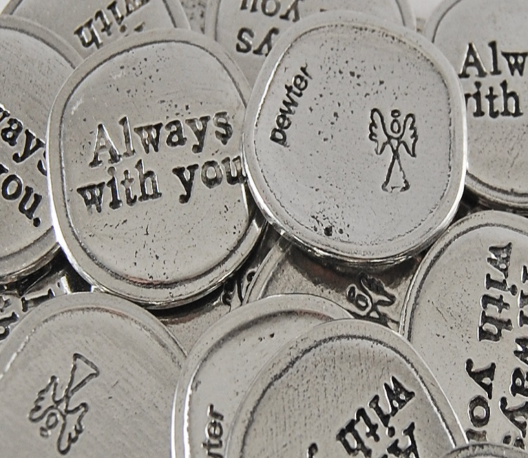 Always with you Angel Sentiment Token