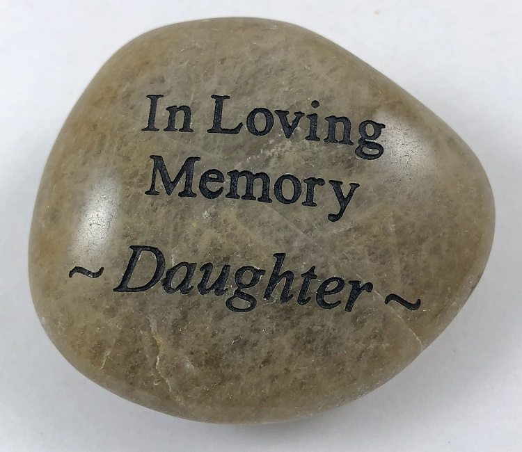 In Loving Memory - Daughter