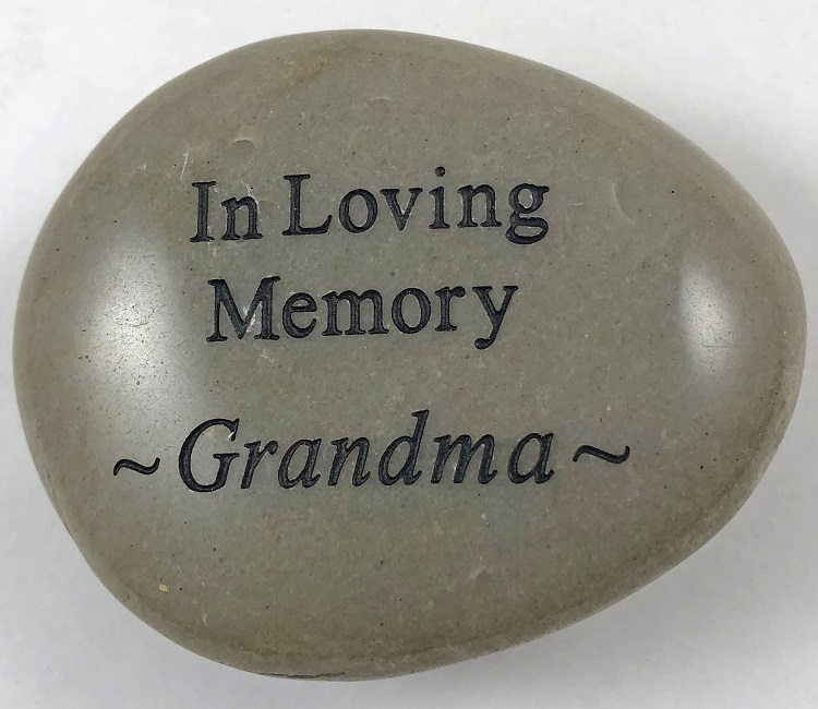 In Loving Memory - Grandma