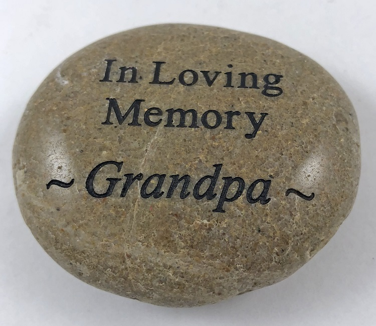 In Loving Memory - Grandpa