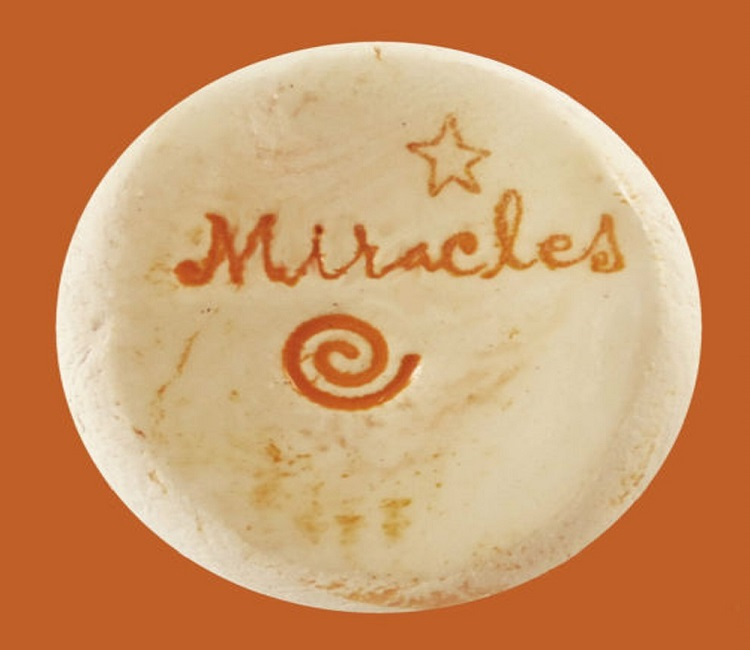 Miracles - Ceramic Word Stone